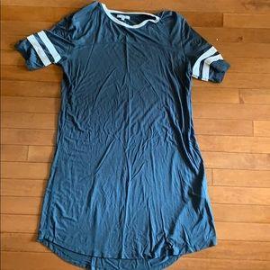 Z Supply T shirt Dress